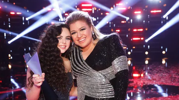 None - The Voice: Team Kelly's Chevel Shepard Wins