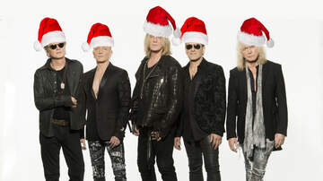 Debbie McFadden - Def Leppard Releases New Christmas Video
