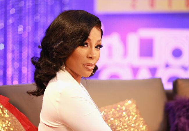 K. Michelle (Getty)