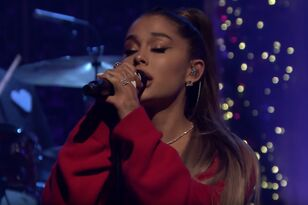 Ariana Grande's Television Debut Of 'Imagine' Will Leave You Shook!
