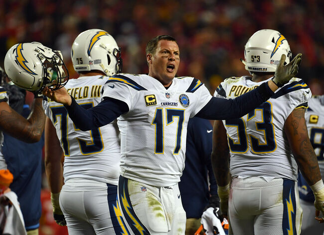 League-High Seven Chargers Selected For Pro Bowl