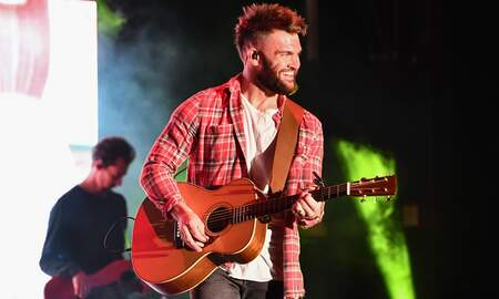 Music News - Dylan Scott Debuts 'Nothing To Do Town' Music Video