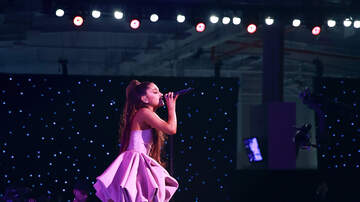 Dino - Ariana Grande Explains 'Odd' Photo of Christmas Tree Hanging From Ceiling