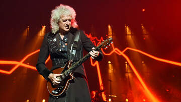 Music News - Brian May Teases New Solo Single...to Be Released From NASA Mission Control