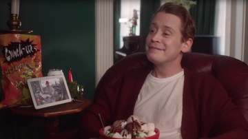 Trending - Macaulay Culkin Is 'Home Alone' Once Again In New Google TV Spot