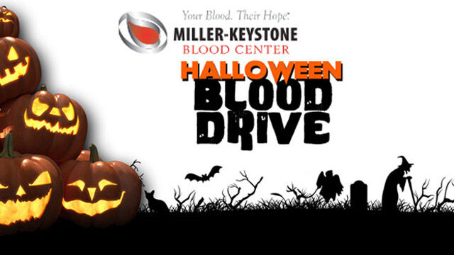 Blood Drive Halloween 2019