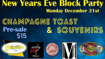None - New Year's Eve Biggest Block Party