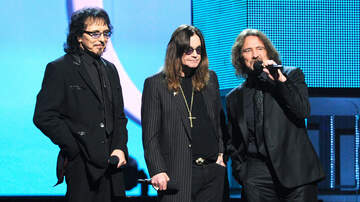 Jim Kerr Rock & Roll Morning Show - Black Sabbath to Receive Lifetime Achievement Award