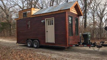 Scott Sloan - Police Locate Woman's Tiny Home After It Was Stolen