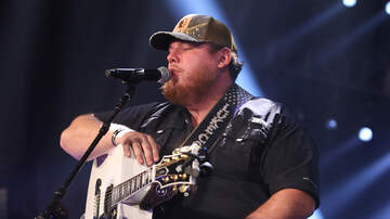 "image for GOOSEBUMP WORTHY: Luke Combs Covers Ed Sheeran's ""Dive"""