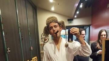 Aaron - Last Year's Christmas Party Costume Still Gets Talked about