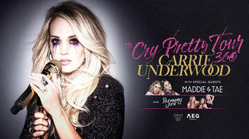 None - Carrie Underwood The Cry Pretty Tour 360 at MGM Grand Garden Arena
