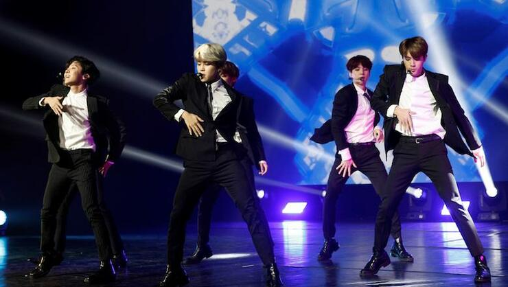 A BTS Concert Film Is Coming To Theaters: Watch The Trailer