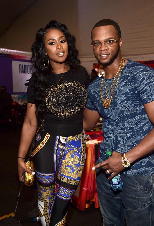 Remy Ma and Papoose (getty)