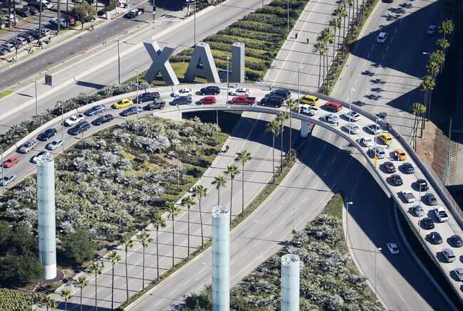 5.8M People Expected to Pass Through LAX Over Holiday Season