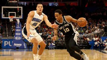 SPURSWATCH - Spurs Smash Magic 129-90