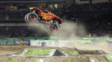 None - Monster Jam Live at the Oakland Coliseum