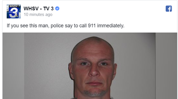 NewsRadio WKCY - News NOW  - Sex offender escapes custody in northern Shenandoah Valley