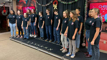 Christmas Live - Sangaree Middle School Performs