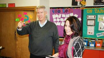 Photos - NOVEMBER TEACHER OF THE MONTH