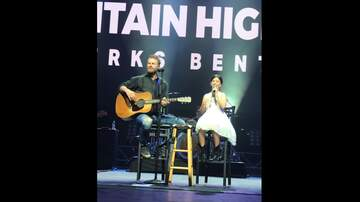 Katie Price - Dierks Bentley Joined By Special Guest At Oklahoma Concert