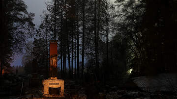 Carolyn McArdle - Stranger Decorates Home Destroyed In Paradise Fires For Christmas