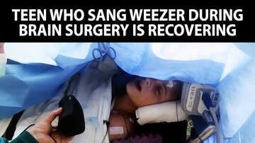 ALT Articles - Teen Who Sang Weezer During Brain Surgery Is Recovering