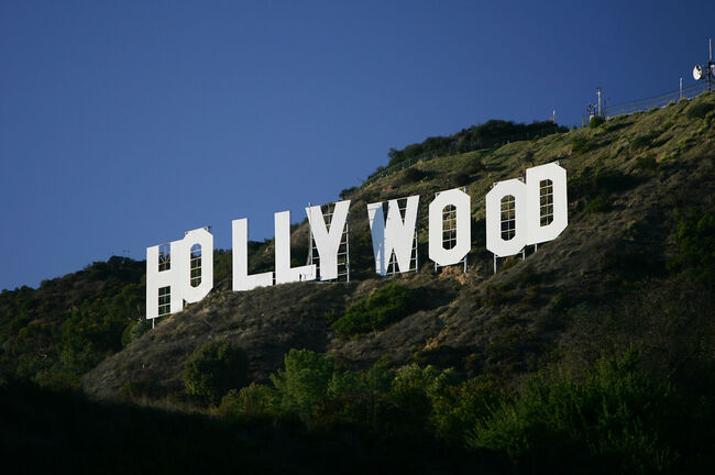 Extra Security for Hollywood Sign Ordered for Holiday Season