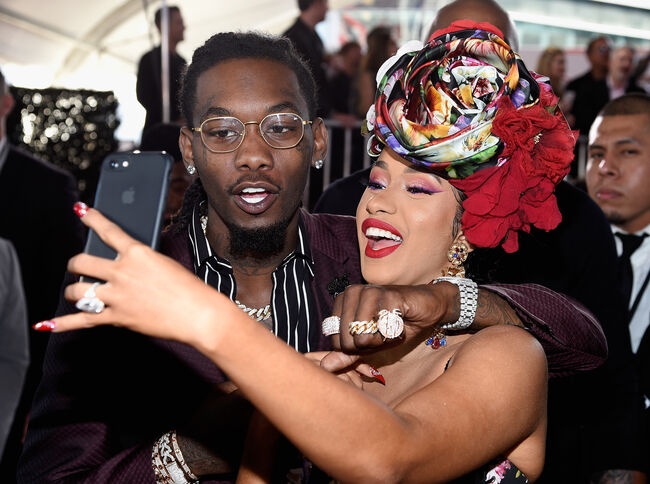 Cardi B And Offset Vacation Together In Puerto Rico Nina Chantele