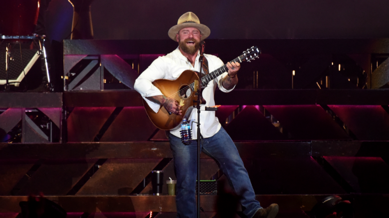 Zac Brown Band Drops New Video For People Struggling During The Holidays