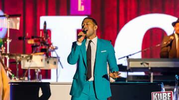 Photos - John Legend's A Legendary Christmas Tour at WaMu Theater