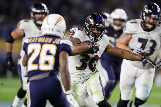 chargers lose to ravens