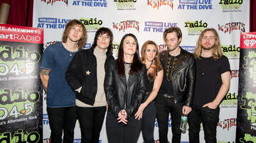 None - The Struts Meet + Greet Photos @Bud Light Live at the Dive - December 2018