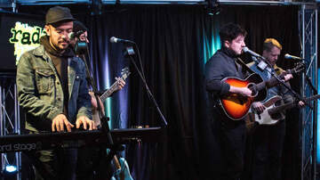 Radio 104.5 Studio Sessions - Mumford & Sons Studio Session - Friday, December 7th