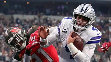 Dallas Cowboys - Cowboys Clinch NFC East, Beat Buccaneers