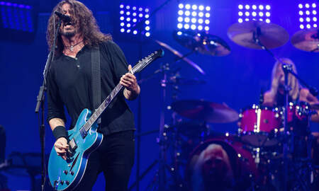 Trending - Foo Fighters Cover Psychedelic Furs, B-52's on Surprise '01020225' EP