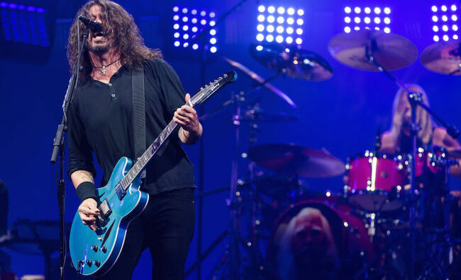 Foo Fighters Cover Psychedelic Furs, B-52's on Surprise '01020225' EP