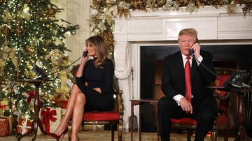Tony & Dwight Blog (58587) - WATCH: President Trump Takes Santa Calls From Kids