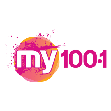 My100.1 logo