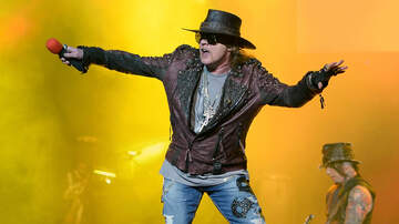 Jim Kerr Rock & Roll Morning Show - Axl Rose Intended 'Chinese Democracy' to Be a Trilogy