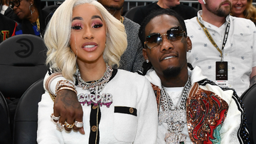 Entertainment News - Cardi B's Baby Kulture Can't Stop Saying 'Mama': See The Adorable Clip