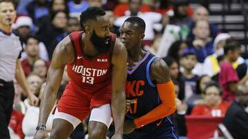 Talking Rockets w/ Ben DuBose - How Capela, Harden, and Rivers Rolled the Thunder