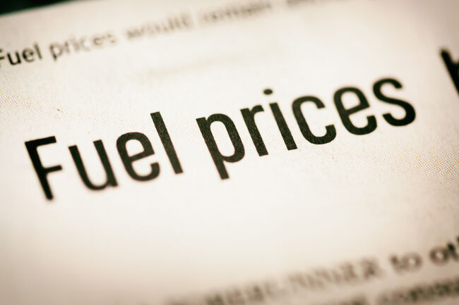 Fuel Prices Gas Getty RF