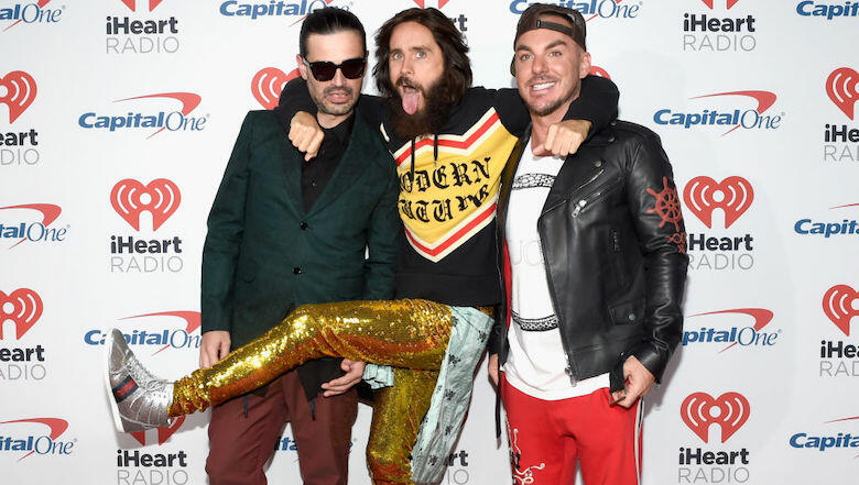 Thirty Seconds To Mars Share 'Hail To The Victor' Video: Watch