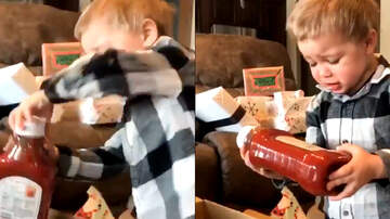 Frank Bell - Toddler Gets Ketchup for Christmas