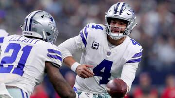 Dallas Cowboys - Cowboys Get Ready For Giants