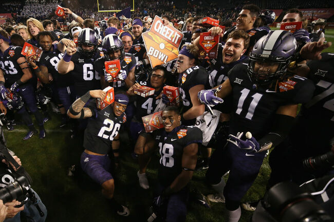 TCU wins Cheez-It Bowl