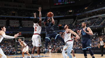 Complete Cavaliers Coverage - Cavs #BeTheFight But Fall Short to Grizzlies 95-87
