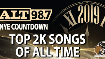 ALT Articles - ALT 98.7 NYE Countdown - TOP 2K SONGS OF ALL TIME