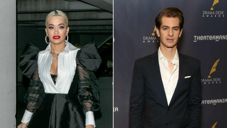 Rita Ora & Andrew Garfield Heat Up Dating Rumors Amidst Public Outing